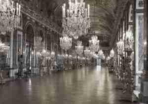 Galleria degli Specchi di Versailles, Gerolamo Barbin